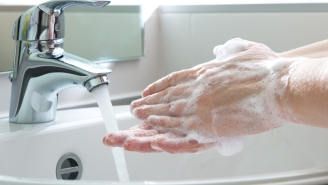 Here's Why You Should Always Wash Your Hands, Even At Home