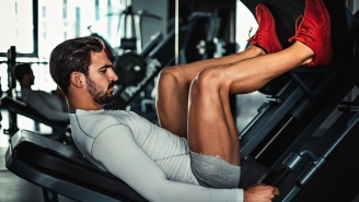 If You Absolutely Need To Use The Leg Press Machine At The Gym, Please Read This First