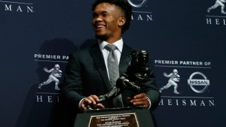 Kyler Murray Says He'd Give The Nod To Joe Burrow For The Heisman This Year