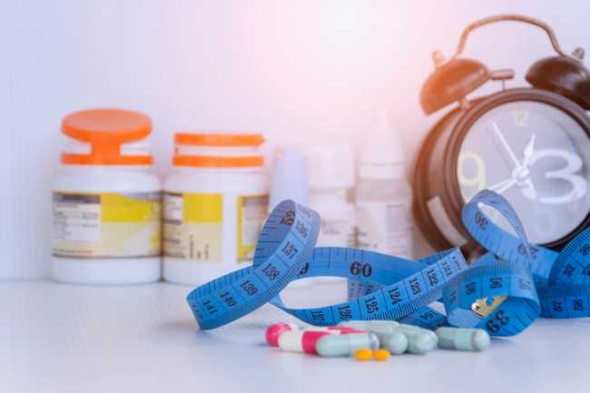 Pill to stop weight gain