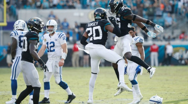 Jalen Ramsey Explained Why Trolled Andrew Luck