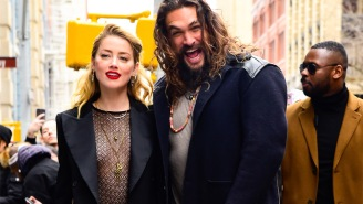 Jason Momoa Constantly Tormented Amber Heard With Pranks On The 'Aquaman' Set, Sounds Like A Fun Dude