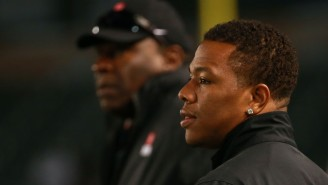 Ray Rice Says He Wants To Help Kareem Hunt Following Domestic Violence Incident