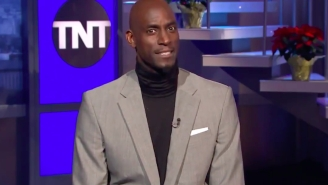 Kevin Garnett Might Have Ruined A Fan's Christmas With This Terrible Piece Of Dating Advice
