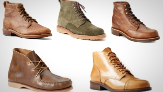 5 Stylish Pairs Of Leather Boots To Help You Get Through Winter