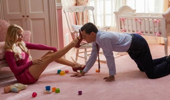 Margot Robbie Embarassing Wolf Wall Street Scenes
