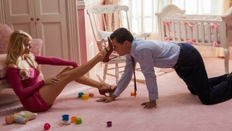 Margot Robbie Revealed How Filming A Sex Scene In 'The Wolf Of Wall Street' Was 'Embarrassing'