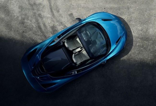 McLaren 720S Spider Supercar Specs Pics