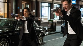Trailer For 'Men In Black International' Is A 'Thor' Reunion With Lots Of Aliens And Music From Fergie