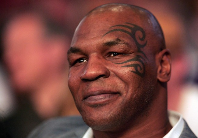 mike tyson smoked weed before fight