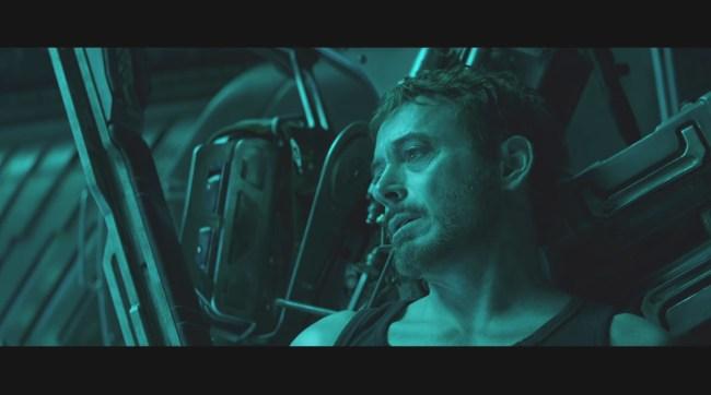 NASA Responds Fans Save Tony Stark