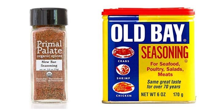 new bae seasoning vs old bay