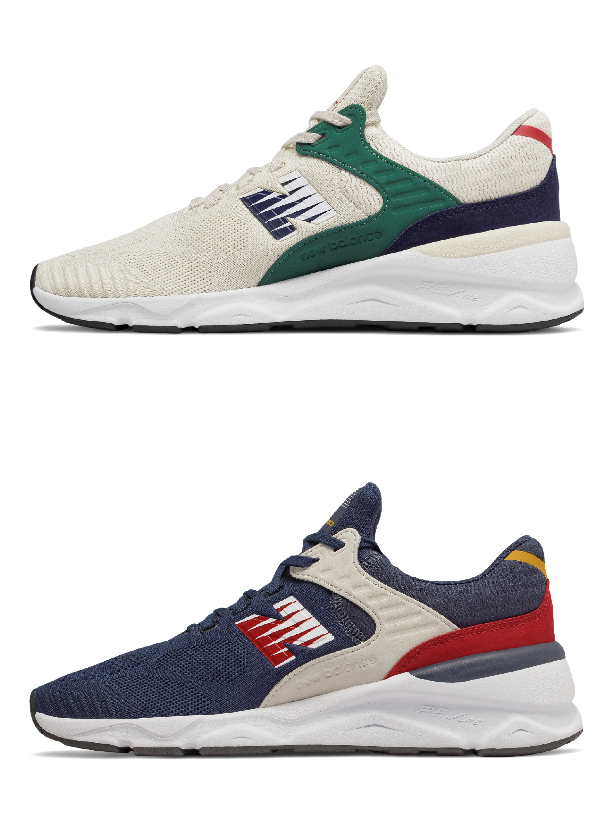 These New Balance X90 Knit's Are A