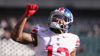 Odell Beckham Jr. Sure Does Spend A Sh*t Ton Of Money To Stay In Shape During The Offseason