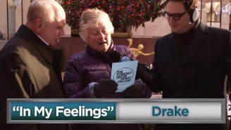 Old People Who've Never Heard Drake, Post Malone, Or Cardi B Try To Sing What They Think Their Songs Sound Like