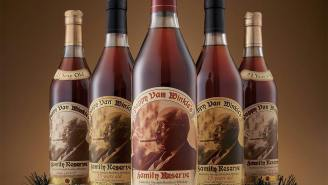Huckberry Is Giving Away FIVE Bottles Of Rare Pappy Van Winkle Bourbon For The Holidays To Five Lucky Customers This Week