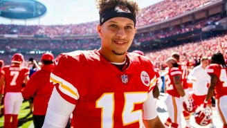 I'm Extremely Disappointed Patrick Mahomes Got An Endorsement Deal For Putting Ketchup On Steak