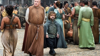 'Game Of Thrones' Scripts Sheds Some Light On Tyrion's Reaction To Jon And Daenerys Having Sex In Season 7