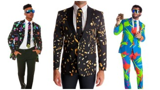 These Amazing New Year's Eve Suits Will Make You Feel So Fresh You'll Forget You Failed All Your 2018 Resolutions
