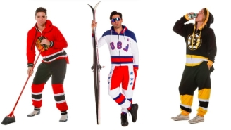 These Amazing NHL Hockey Onesies Are Perfect For Winter Puck Season