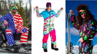 Don't You Dare Hit The Slopes This Winter Without Rocking One Of These Sexy Ski Suits