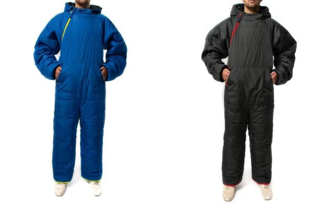 Selk Bag Lite Full Body Sleeping Bag Bodysuit