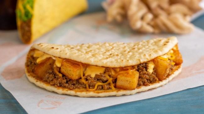Taco Bell 2019 new test menu items