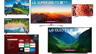 15 TVs On Sale Right Now To Give To Your Loved Ones Or Be Greedy And Gift Yourself For Christmas