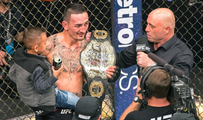 UFC Max Holloway Talked About Depression