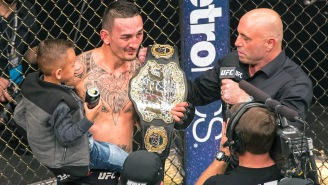 UFC Champion Max Holloway Tells Those Who Suffer From Depression Like Him: 'You're A Superhero'