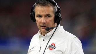 Urban Meyer Reveals The Toughest Big Ten Stadium He Coached In, Says Environment Is A '10-Point Differential'