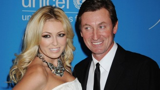 Wayne Gretzky Reportedly Used To Be 'Mortified' By His Daughter Paulina's Sexy Instagram Pics