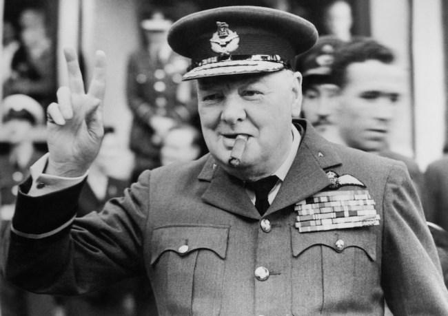 winston Churchill doctors note prohibition