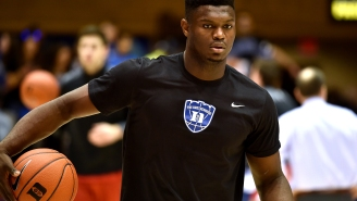 Experts Say Zion Williamson's Pro Career Is Worth $1 Billion, So He's Taking A Major Risk Playing For Duke
