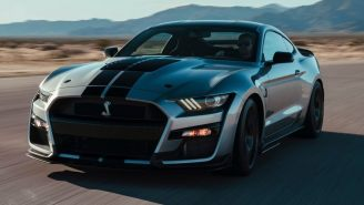BEHOLD! The 700-Horsepower 2020 Ford Mustang Shelby GT500 Is Here To Tear Sh*t Up