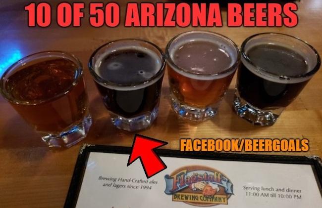 6 beergoalstrip