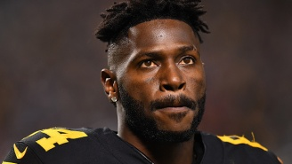 Antonio Brown Subtweets The Steelers During Coach Mike Tomlin's End-Of-Season Press Conference