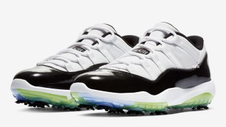 Want. Now. Air Jordan 11 'Concord' Golf Shoes Reportedly Being Released In February