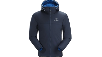 Atom LT Hoody Is The Perfect Layer To Keep Warm Without Making You Look Chubby AF