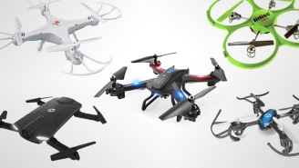 The 10 Best Drones Under $100 Available Right Now On Amazon