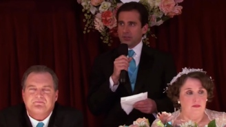 Tribute To The Best Toasts And Speeches On 'The Office' Is Michael Scott At His Absolute Best