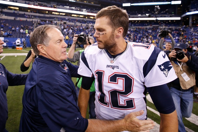 bill belichick tom brady relationship