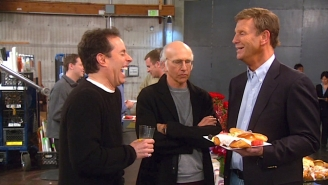 Bob Einstein (Marty Funkhouser) Told A 'Curb Your Enthusiasm' Joke So Funny Jerry Seinfeld Bent Over In Laughter