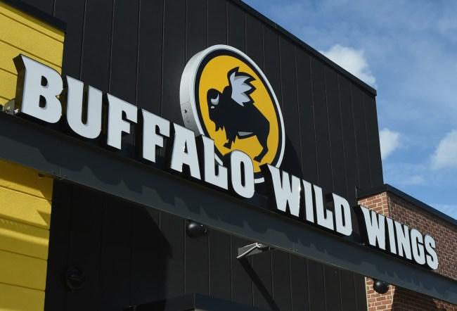 Buffalo Wild Wings super bowl overtime
