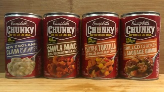 I Made The Ultimate NFL Game Day Dishes With Campbell's Chunky Soup For $15 Or Less