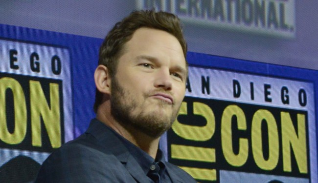 Chris Pratt Is On A 21-Day 'Daniel Diet' Inspired By The Bible