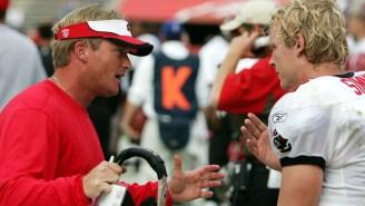 Chris Simms Shared An A+ Story About His Then-Coach Jon Gruden Basically Wrecking His Honeymoon