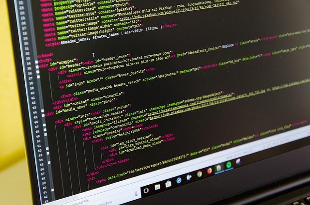 software developer code