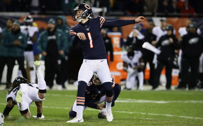 cody parkeys wikipedia page updates after missing game-winning field goal