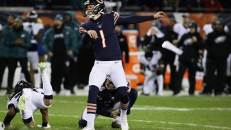 Cody Parkey's Wikipedia Page Received SO MANY Savage Updates After Missing Game-Winning Field Goal